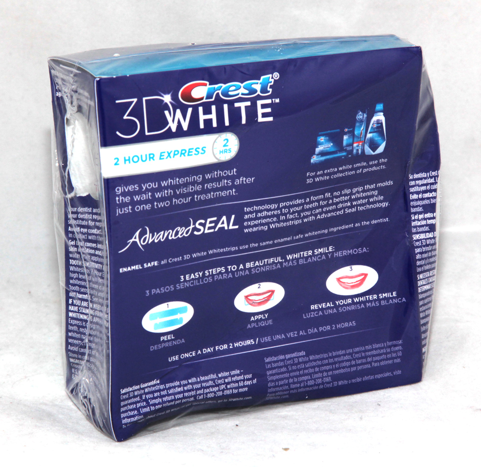 3d white strips instructions