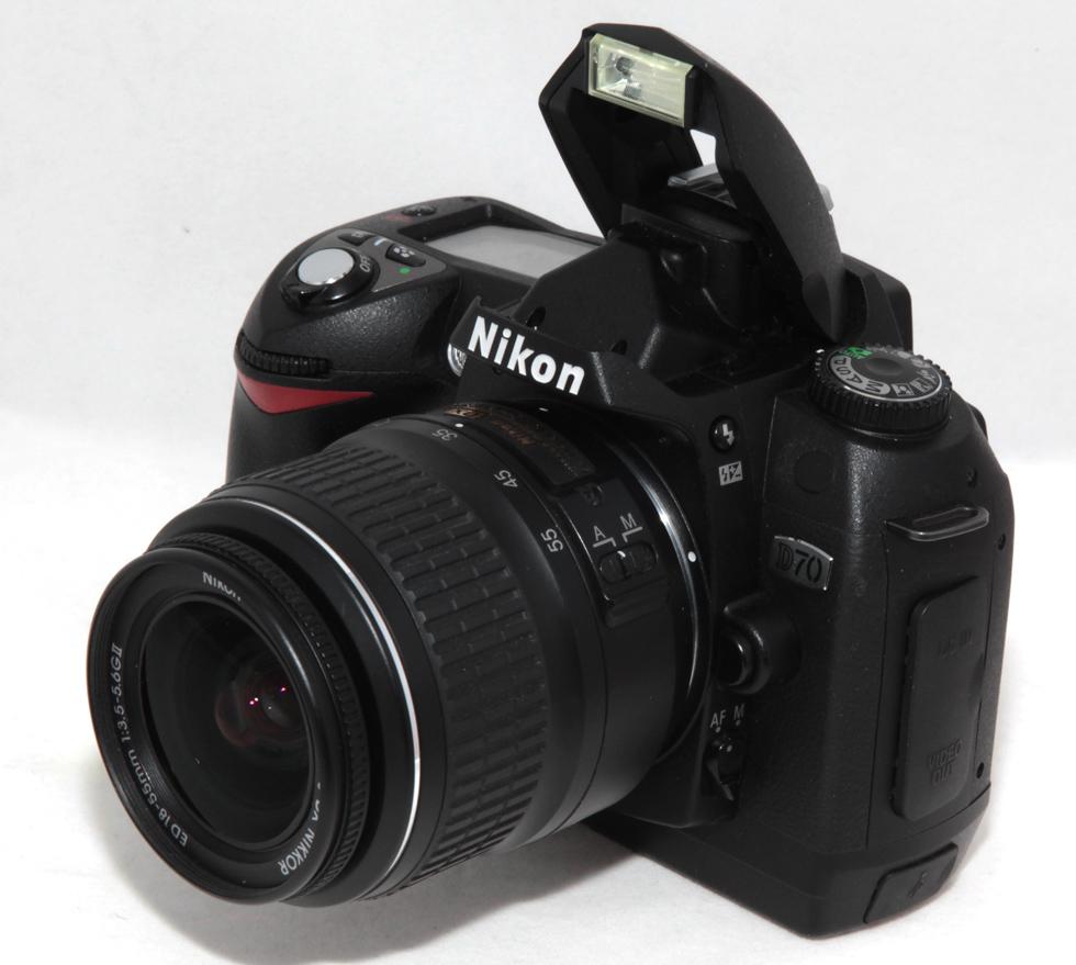 Camera Dslr Cameras Ebay digital slr camera ebay best reviews nikon d70 professional nikkor af s dx 18 55mm