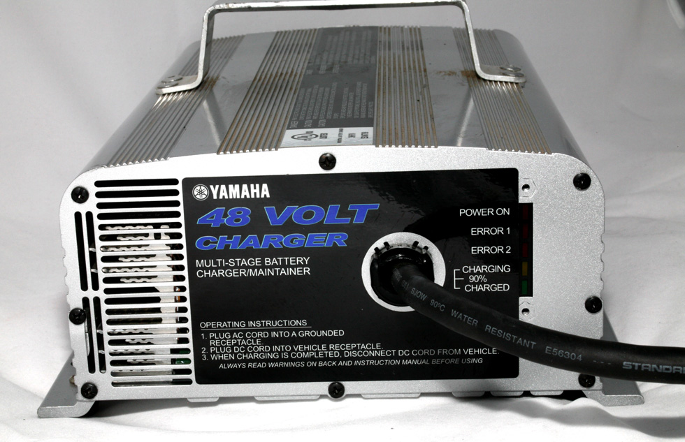 48v 17a golf cart charger yamaha jw2 h2107 01 48 volt ebay for Yamaha golf cart chargers