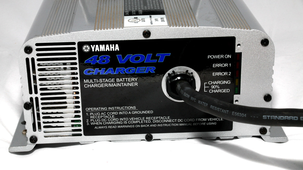 48 volt golf cart wiring diagram get free image about for Yamaha golf cart chargers