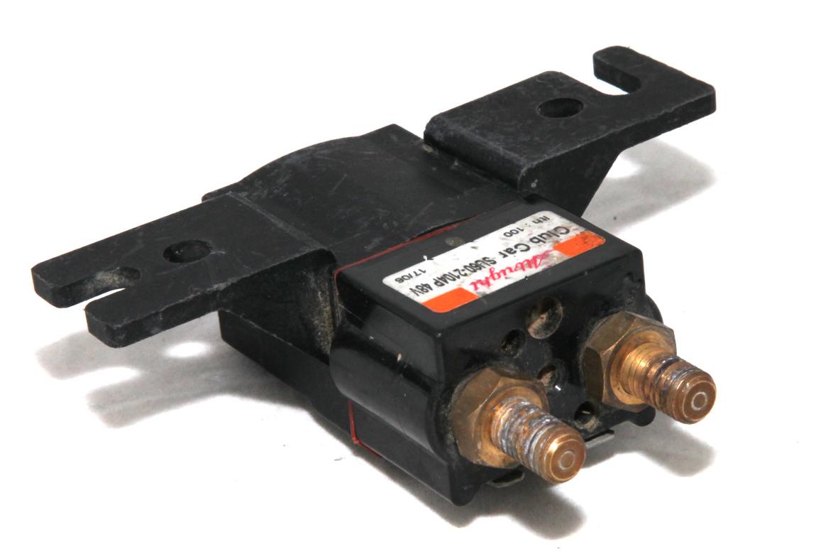 Albright Club Car 48v 100 Contactor Solenoid Su60