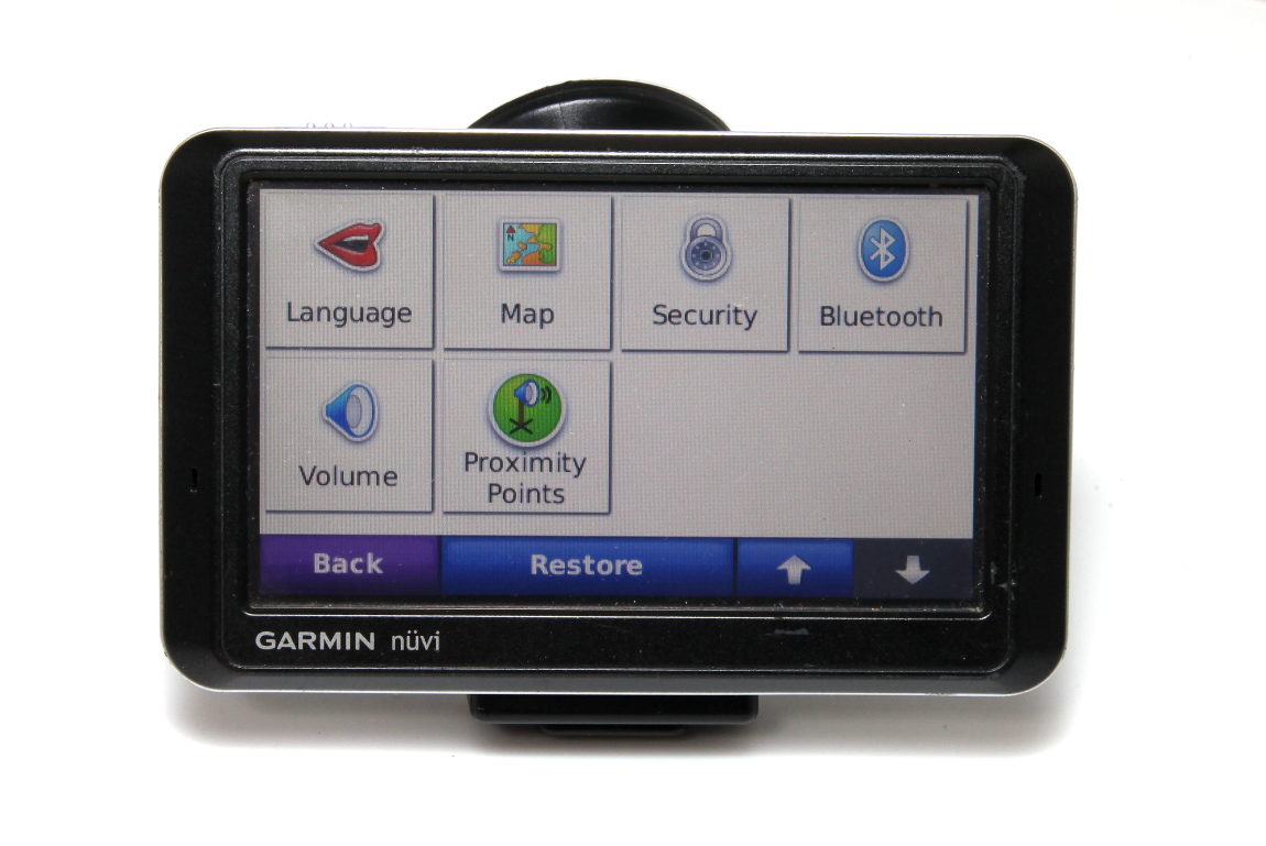 garmin nuvi 760 gps navigation 2018 usa canada mex. Black Bedroom Furniture Sets. Home Design Ideas