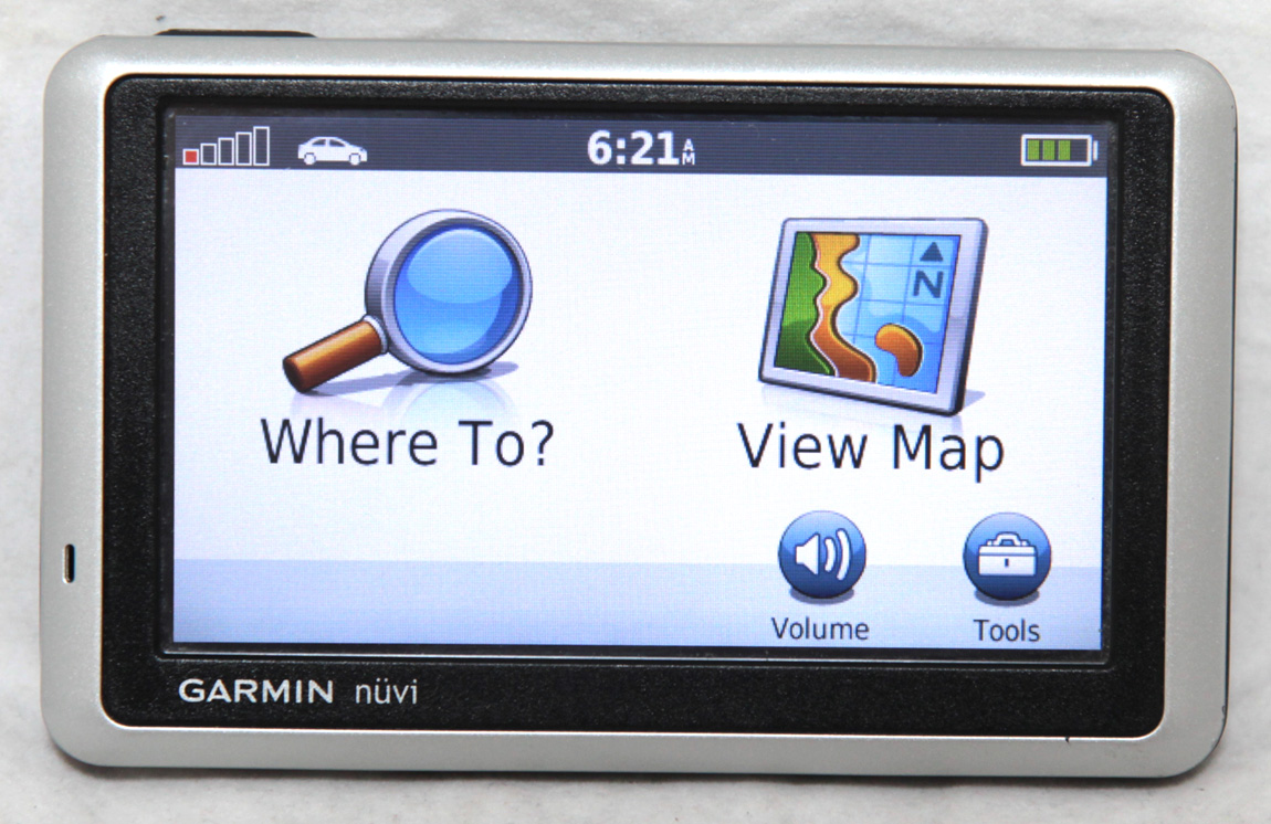 garmin nuvi 1300 gps navigation system 2016 usa canada. Black Bedroom Furniture Sets. Home Design Ideas