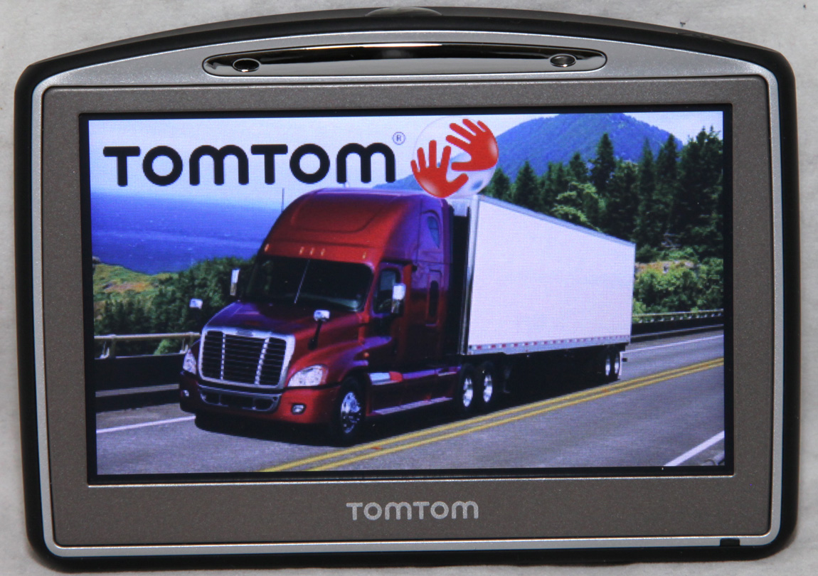 tomtom go 720 truck lorry bus semi gps navigation with. Black Bedroom Furniture Sets. Home Design Ideas